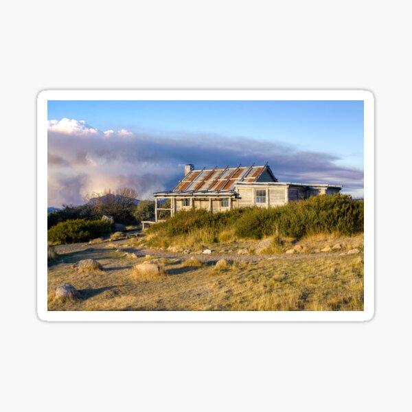 Craig's Hut, Mount Stirling, Victoria Sticker