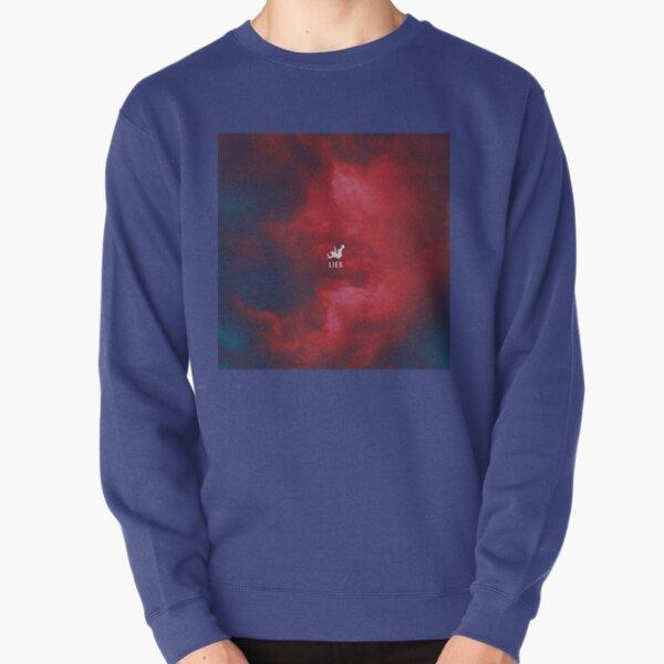 Lies Pullover Sweatshirt