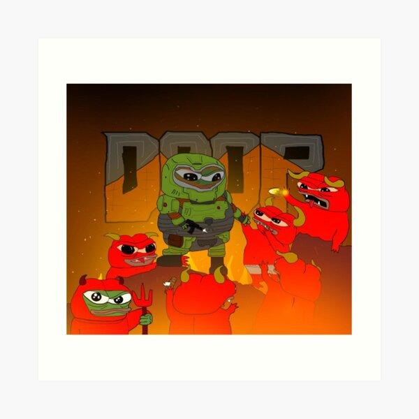 DOOP Art Print