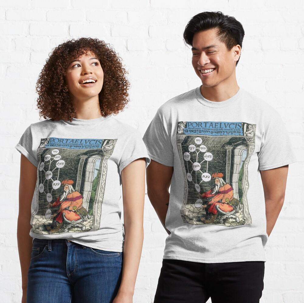 Tree of life (Kabbalah) #TreeofLife #Kabbalah Classic T-Shirt