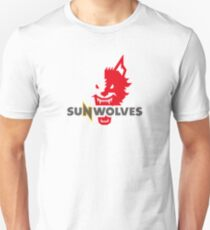 Sunwolves Rugby Slim Fit T-Shirt