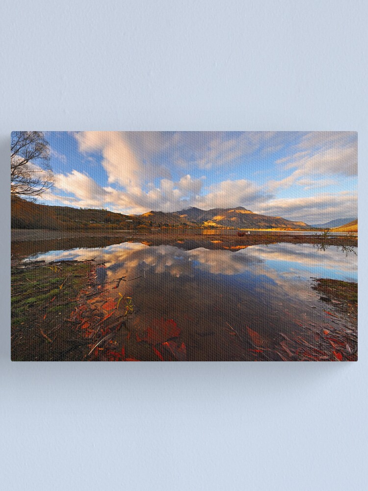 Alternate view of Lake Hayes Canvas Print