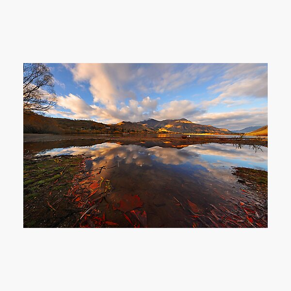 Lake Hayes Photographic Print