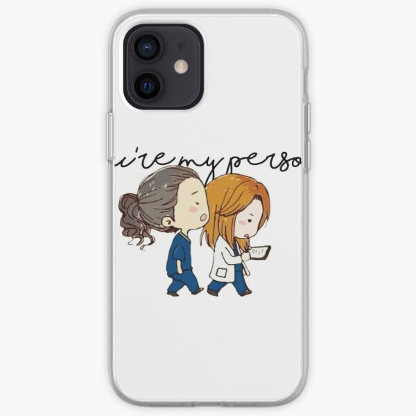 you're my person iPhone Case & Cover by ellakotok
