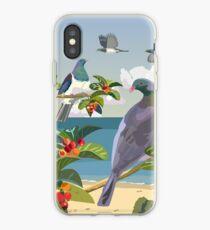 Kereru, Neuseeland iPhone-Hülle & Cover