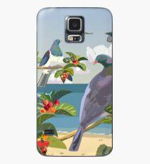 Kereru, Neuseeland Hülle & Skin für Samsung Galaxy