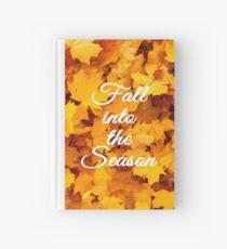 """""""Herbst in die Saison"""" Autumn Painting Notizbuch"""