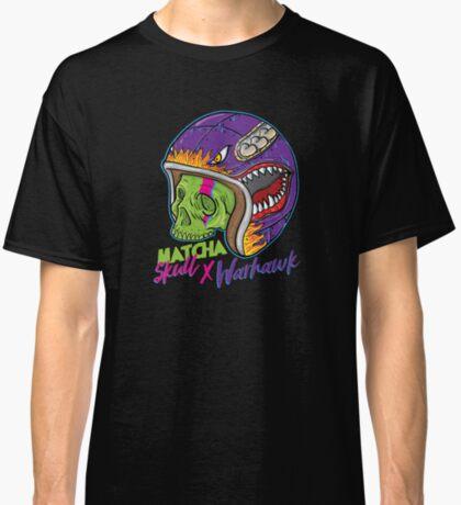 Matcha Skull Warhawk Classic T-Shirt