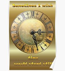 Sometimes I wish ..... Poster