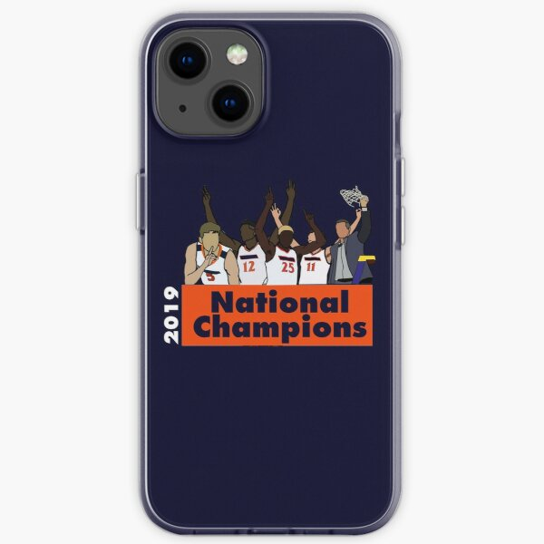 2019 National Champions iPhone Soft Case