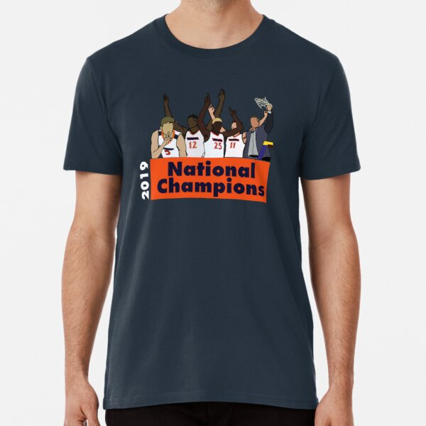 2019 National Champions Premium T-Shirt