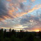 Midsummer Skies by HELUA