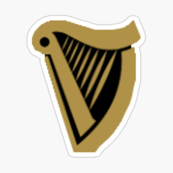 Guinness Sticker