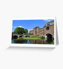 Amersfoort - Koppelpoort Greeting Card