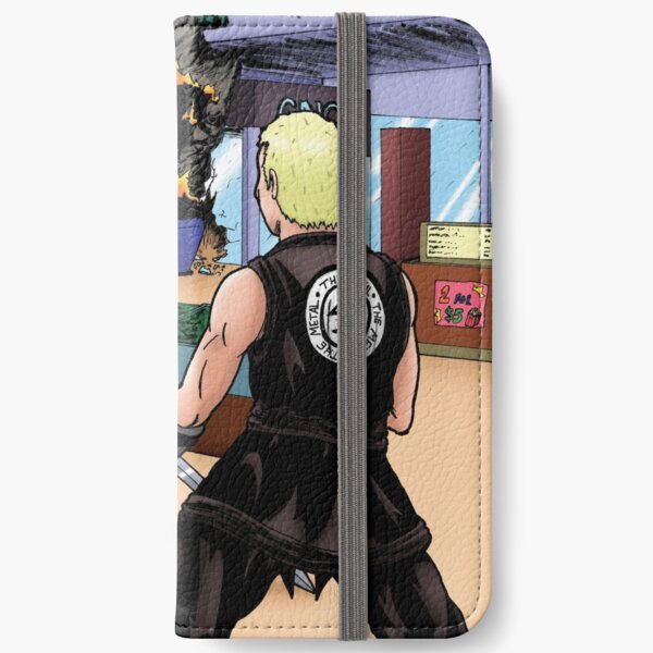 EDK episode 4 Fighting for Fall poster image iPhone Wallet