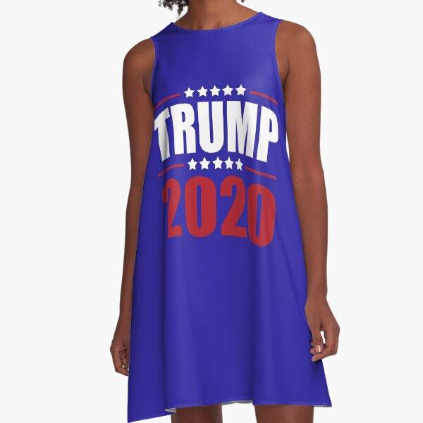 TRUMP 2020 TShirt A-Line Dress