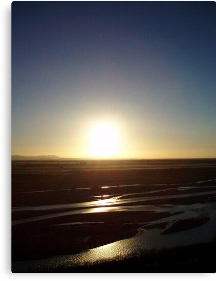 Canterbury Sunrise by Paul Finnegan