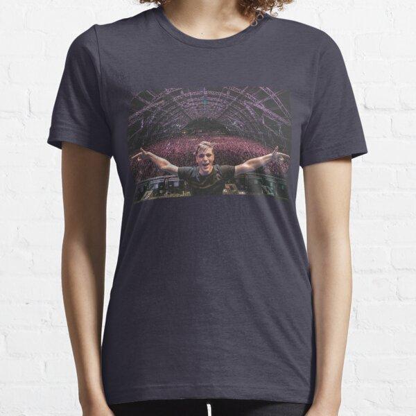martin garrix walpaper Camiseta esencial