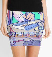 Sorting Duty... Mini Skirt