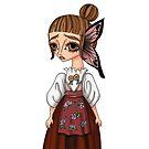 Janas butterfly fairy by Lu1nil