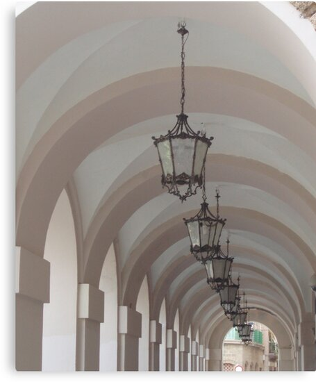Lights & Arches by Paul Finnegan