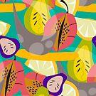 Tropische Frucht von mirimo