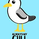Seagull - Always my Gull - Girlfriend - Wife - Brighton by JustTheBeginning-x (Tori)