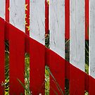 Casablanca - fence (card) by Marjolein Katsma