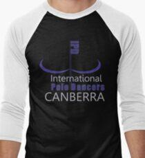 IPD - CANBERRA Men's Baseball ¾ T-Shirt