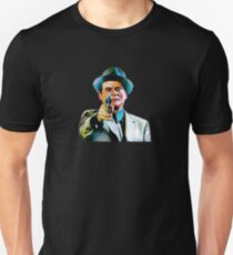 Joe Pesci Mafia Gangster Film Goodfellas Malerei Unisex T-Shirt