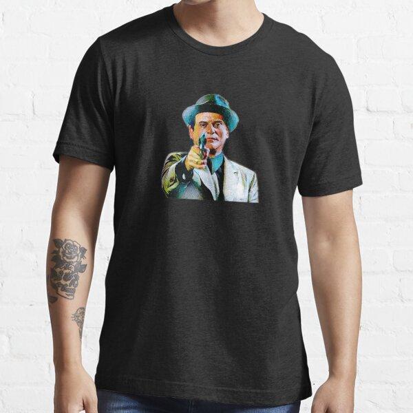Joe Pesci mafia gangster movie Goodfellas painting Essential T-Shirt