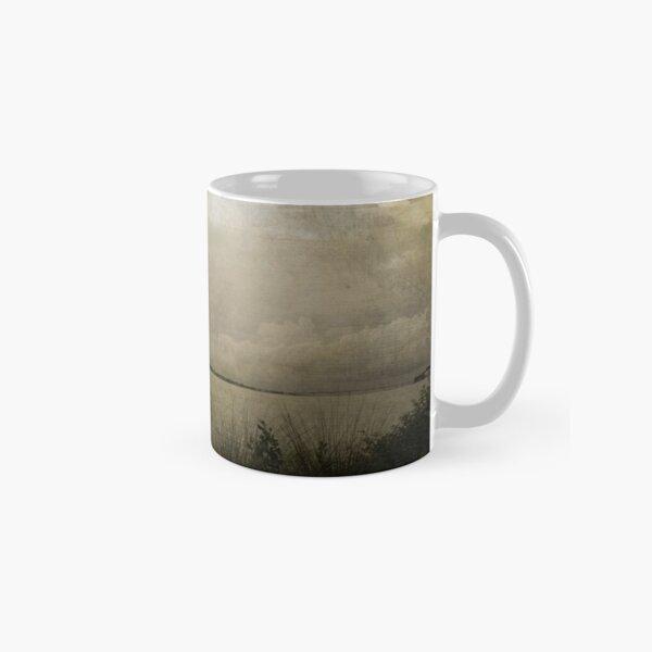 Palm Tree and Sunset Photography Classic Mug