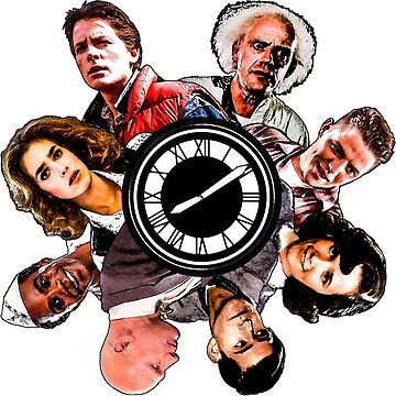 BTTF: Clock Tower MIX by javics
