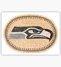 Seahawk Sticker