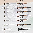 Weapons of the Indian Rifle Section (1967) by nothinguntried