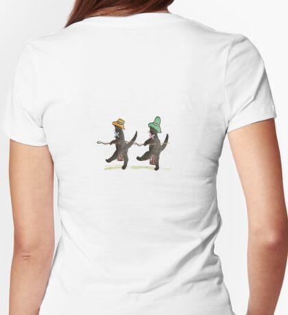 Jolly Fishermen Cat T-Shirt T-Shirt