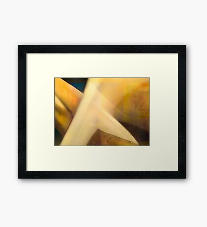 Whales Tale Framed Print