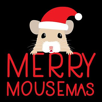 Merry MOUSEmas (Christmas with mice) by jazzydevil