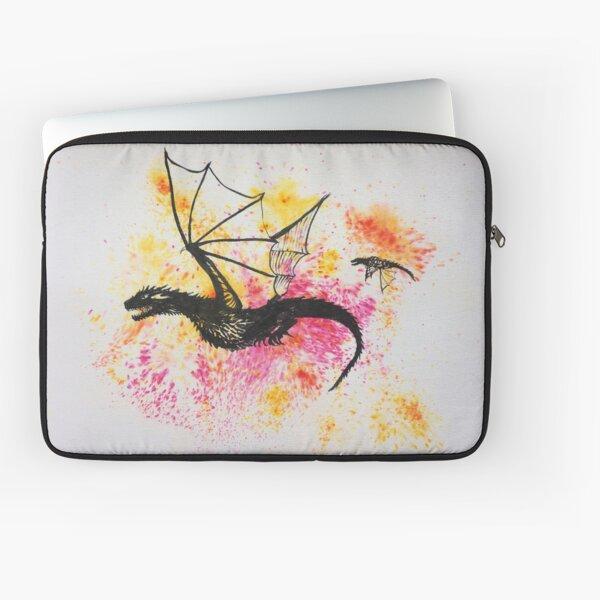 Dragons of Morning Laptop Sleeve