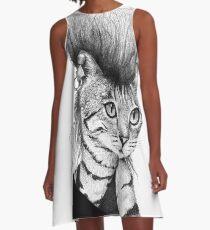 Caty A-Line Dress