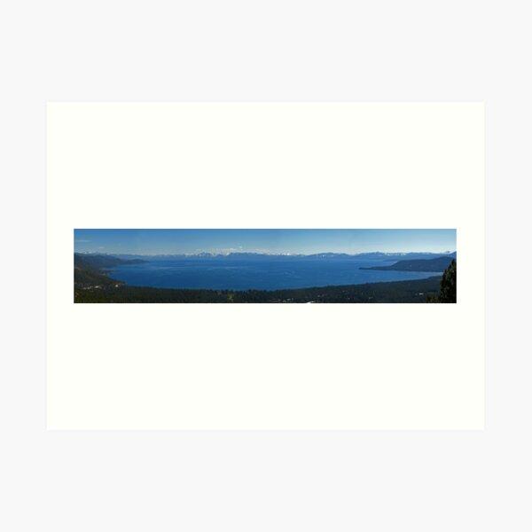 Lake Tahoe, NV Art Print