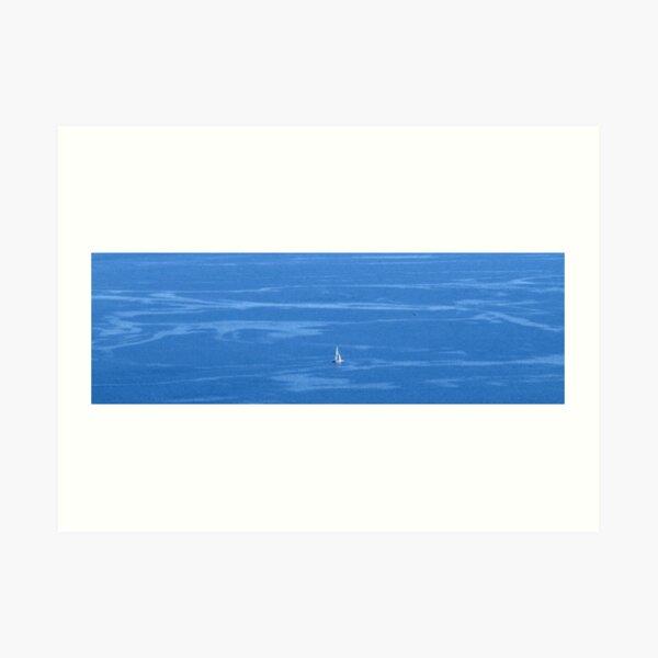 Chasing Wind Art Print