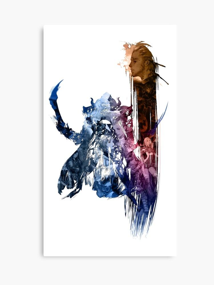 Fran Final Fantasy Concept Art