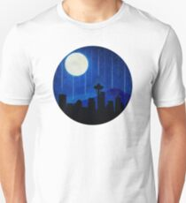 Sleepless Seattle Unisex T-Shirt