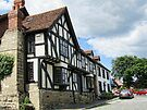 Warwick Cottages by Audrey Clarke