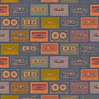 Vintage-Kassetten von Ruta Dumalakaite