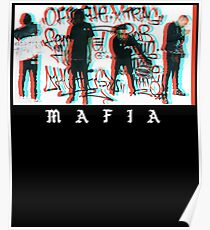 Shoreline Mafia Tshirt  Poster
