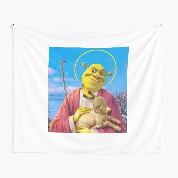 Shrek Saviour Tapestry