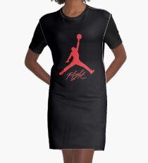 Jordan Flight Merchandise Graphic T-Shirt Dress