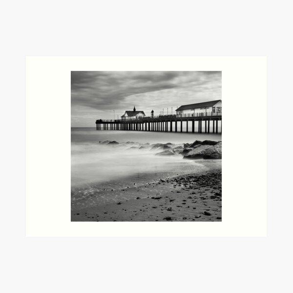 Southwold Pier, Suffolk Art Print